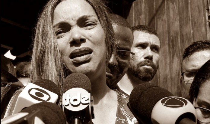 Flordelis passou a ser investigada pela polícia (Foto: Reprodução)