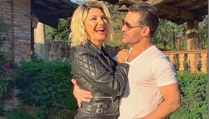 Eduardo Costa e Antonia Fontenelle ainda não assumiram o relacionamento (Foto: Instagram)