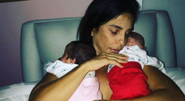 Ivete Sangalo está com a filha internada (Foto: Reprodução/Instagram)
