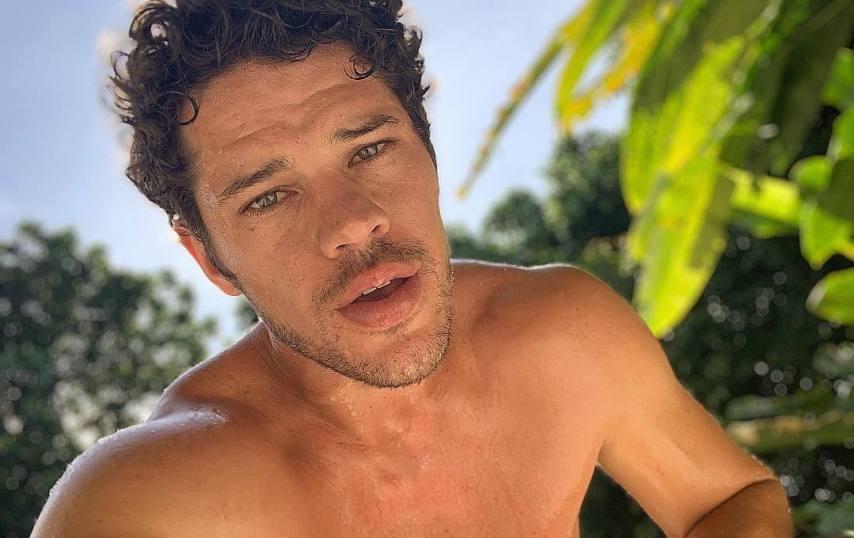 José Loreto da Globo (Foto: Reprodução/Instagram)