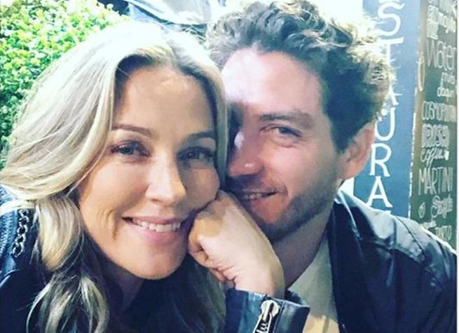 Luana Piovani se declarou para o modelo Igor Machesi, pivô do fim do seu casamento com Pedro Scooby - Foto: Instagram