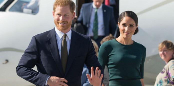 Príncipe Harry e Meghan Markle farão grande viagem internacional (Foto: Reprodução)