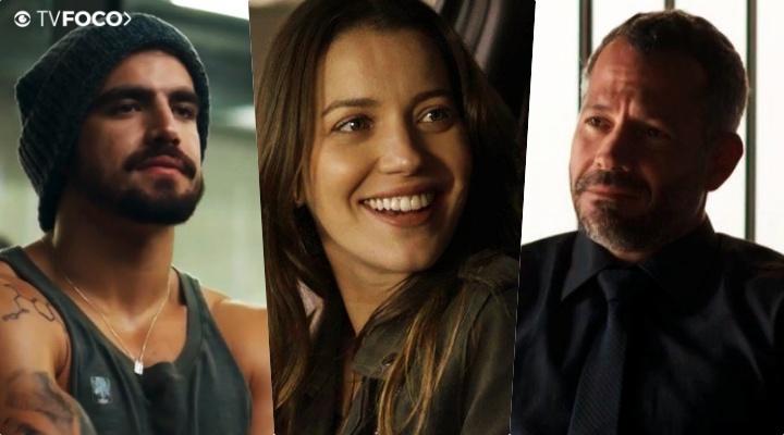 Fabiana jogará Rock para os braços de Agno em A Dona do Pedaço da Globo