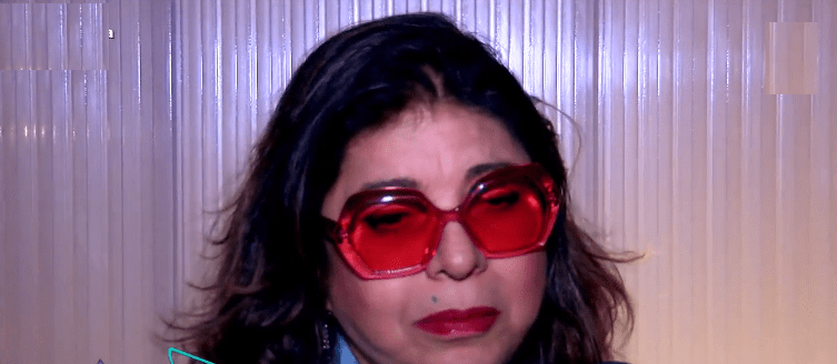 A cantora Roberta Miranda acabou cainda em fake news sobre suposta gravidez de Anitta. (Foto: Reprodução)