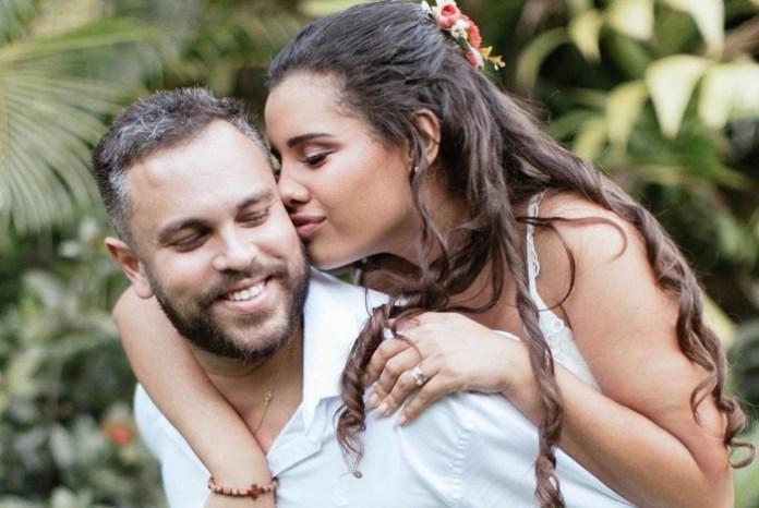 Orlando Costa e Alinne Araújo - Reprodução de internet