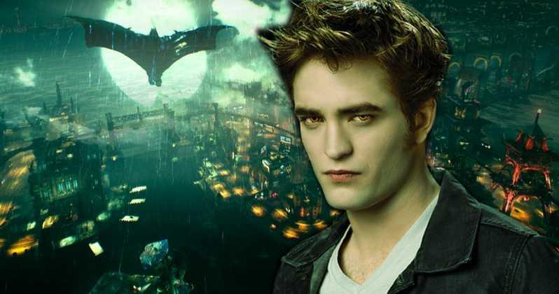 O ator Robert Pattinson será o novo Batman no novo filme da saga (Foto: Reprodução)