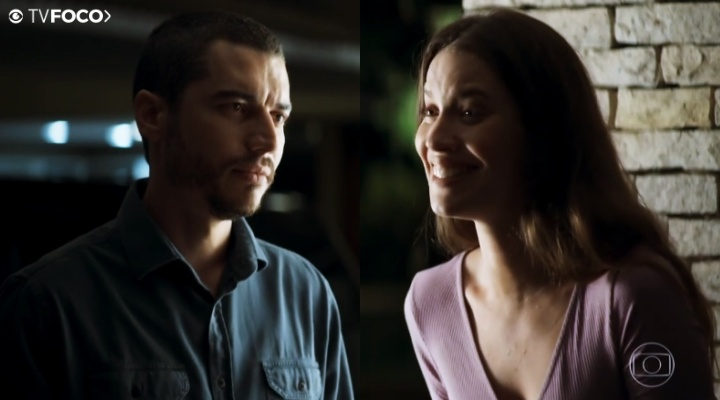 Camilo (Lee Taylor) fará Fabiana (Nathalia Dill) provar do próprio veneno em A Dona do Pedaço da Globo