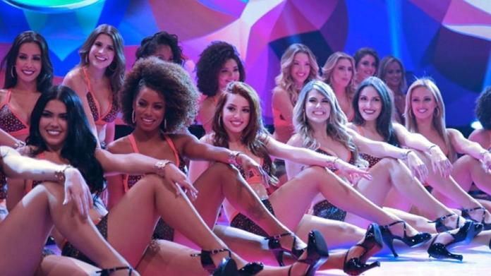 As bailarinas do Faustão causaram na Globo (Foto: Reprodução)