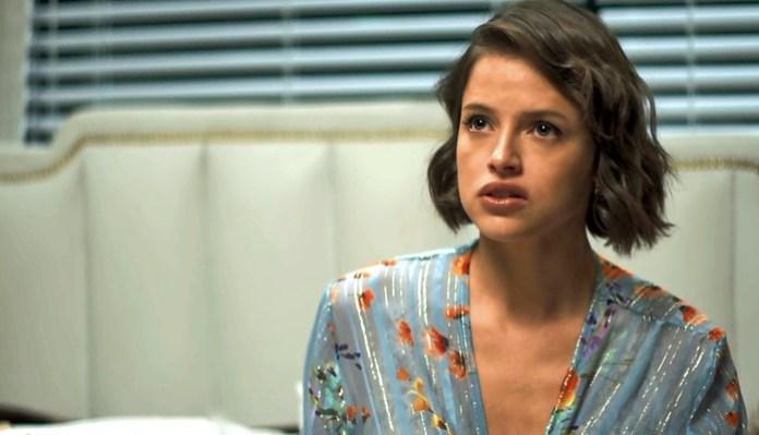 Agatha Moreira é Jô em A Dona do Pedaço da Globo