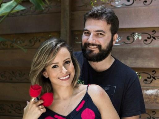 Duda Esteves nova repórter do Mais Você de Ana Maria Braga na Globo (imagem: repordução)