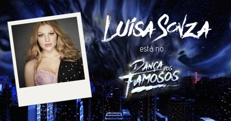 Luísa Sonza foi anunciada na Dança dos Famosos (Foto: Reprodução)