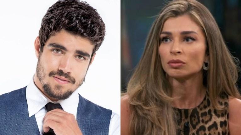 Caio Castro e Grazi Massafera (Foto: Divulgação/Montagem TV Foco)