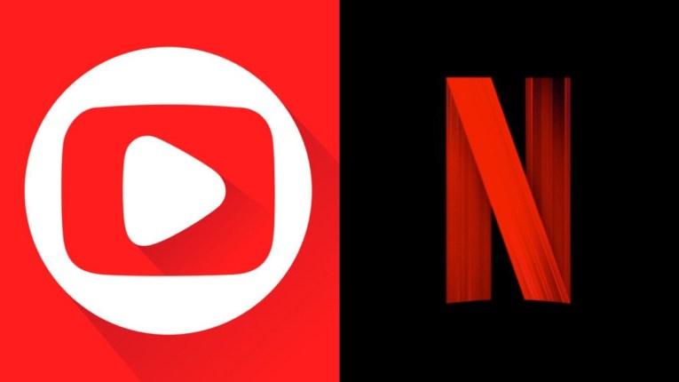 Globo e Netflix (Foto: Divulgação/Montagem TV Foco)
