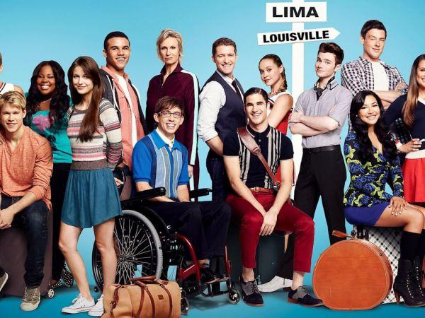 Eternas saudades! Elenco de Glee se reúne e presta muitas homenagens a Corey Monteith - TV Foco