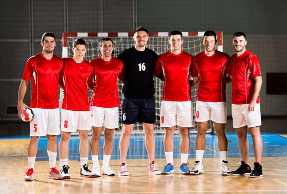 handballregeln in kurzfassung die 12
