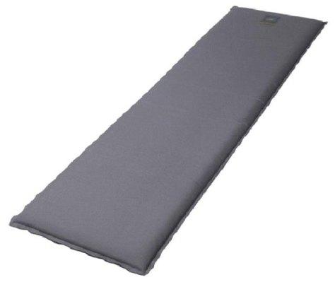 """Коврик BAYARD,15765,""""Selfi M 51 Т"""", цвет:серый с черным. Размер:183х51х5,1"""