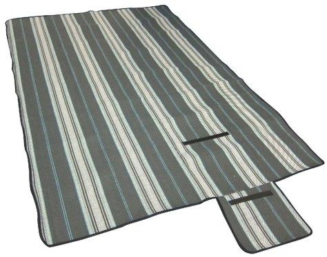 """Коврик для пикника TREK PLANET """"Picnic Mat"""", цвет: серый"""