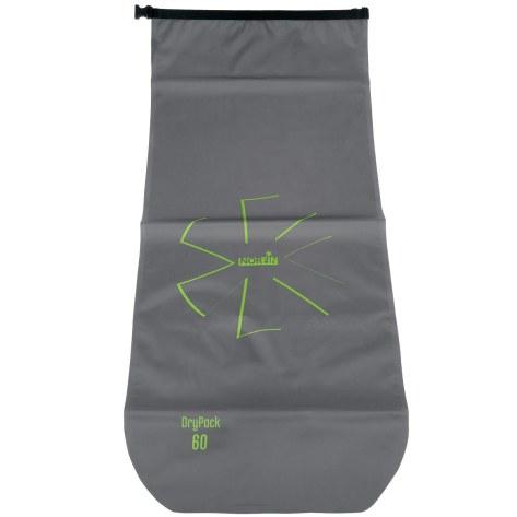 """Гермомешок Norfin """"Dry Pack"""", цвет: серый, 60 л"""