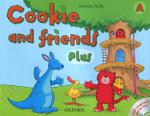Cookie & Friends: A Plus (Class book + CD-ROM)