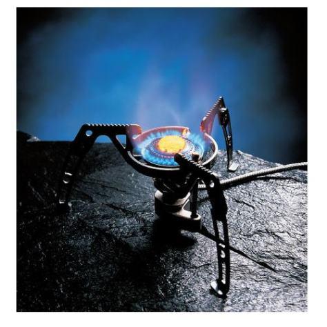 Горелка газовая Kovea Moonwalker Stove Camp-4 KB-0211G-L, со шлангом