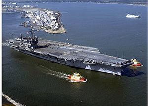 SS John F. Kennedy