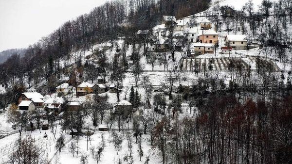 Desa Zarozje Serbia