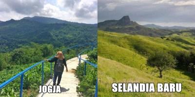 15 Lokasi Wisata di Indonesia Ini Mirip Seperti di Luar ...