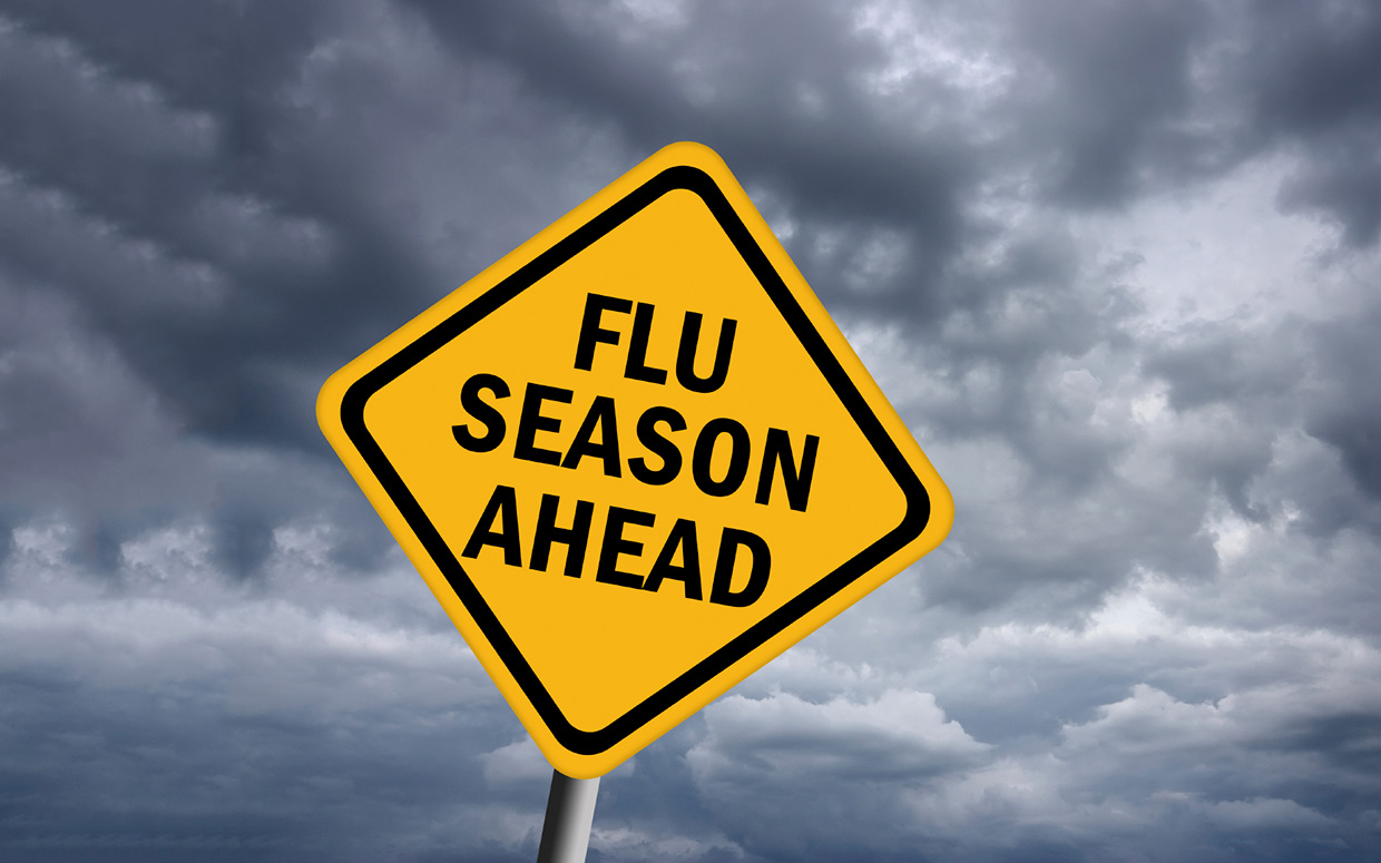 How To Track Flu Outbreaks In Your Area