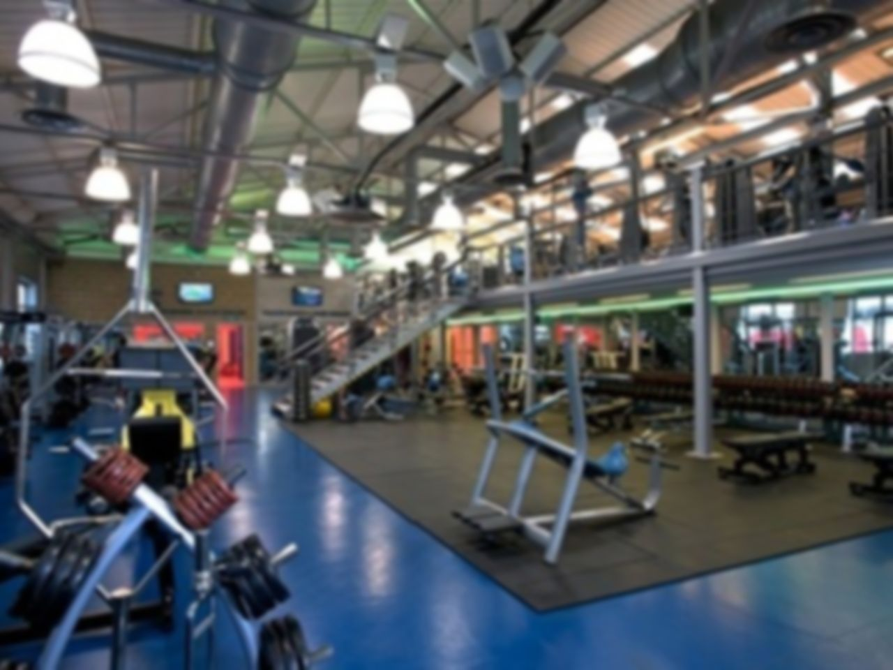 Soho gyms