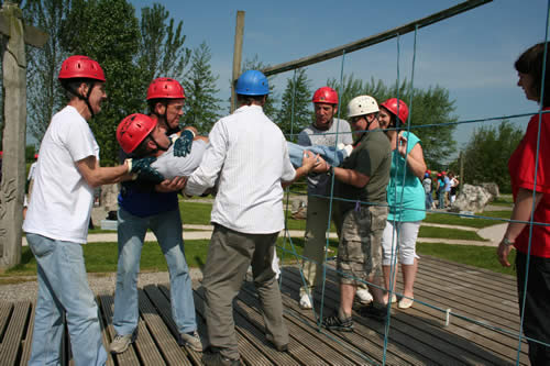 Tackling Fear And Trust 'Essential To Team Building'