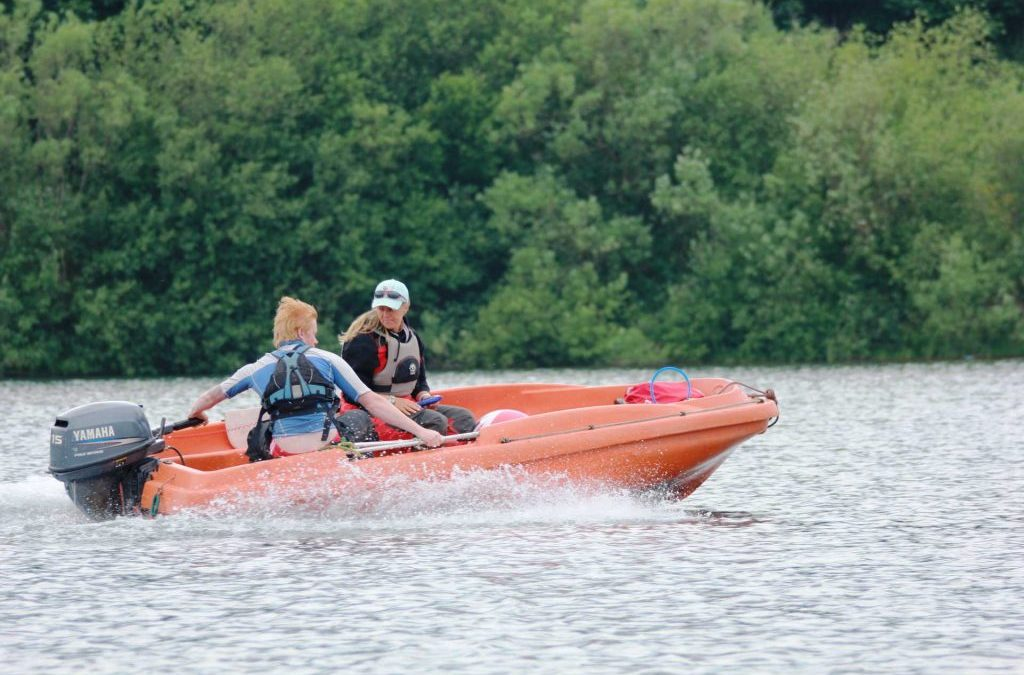 RYA combined Inland and Coastal Powerboat Courses!