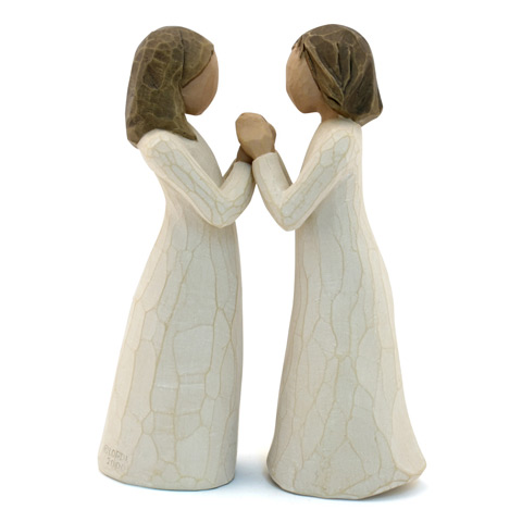 Willow Tree Sisters By Heart Peters Of Kensington