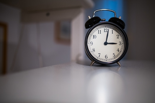 Free stock photo of morning, time, clock, sleep