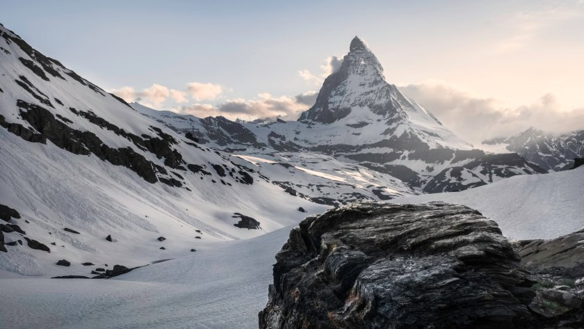hoe bergen afbeelding te fotograferen
