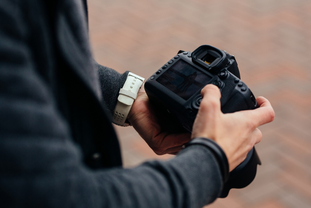 candid photography gear image