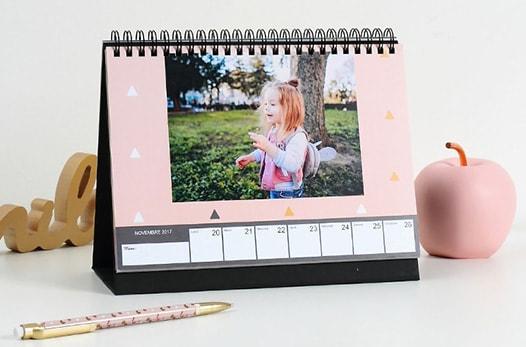 calendriers de bureau