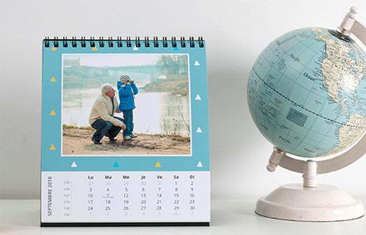 calendrier photo pas chers