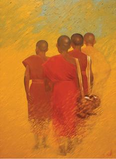Monks TB44 by Thai Binh Vu