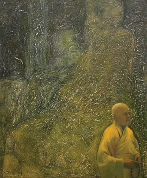 Monks TB46 by Thai Binh Vu