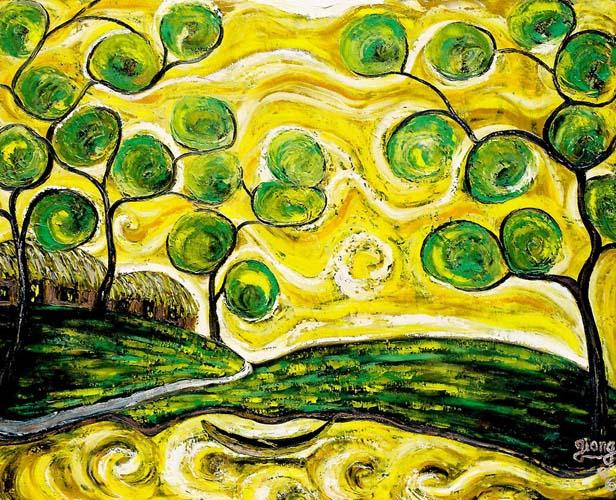 Un Sueño Amarillo 2 de Pham Kien Giang