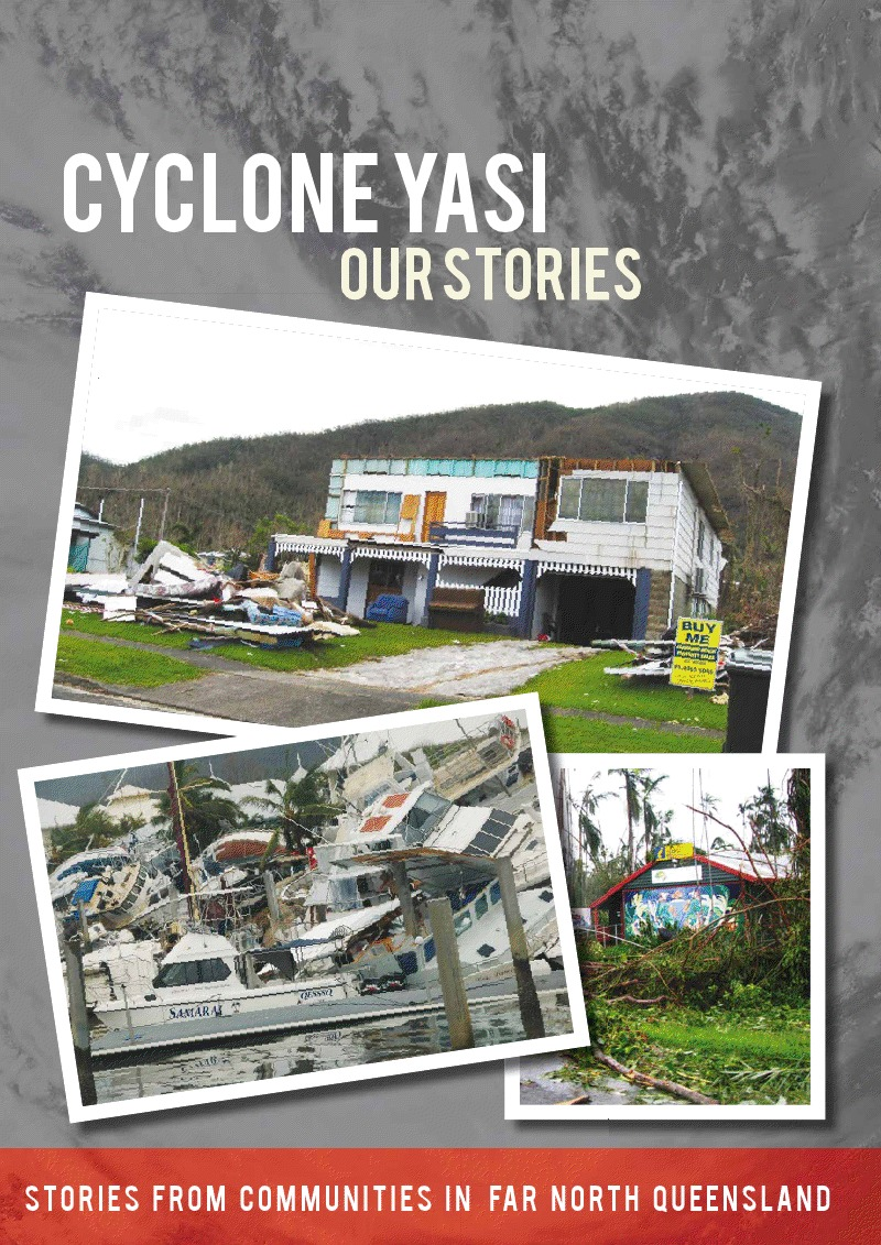 Image result for cyclone yasi our stories