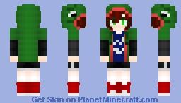 Rare Pepe Minecraft Skin