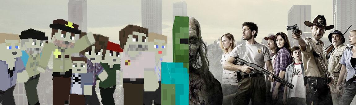The Walking Dead SkinsTexturesMaps Minecraft Blog