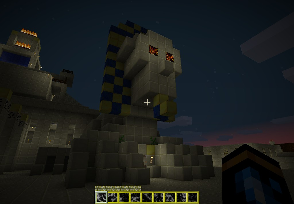 Time Machine Sphinx