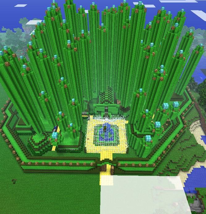 Emerald City Minecraft Project