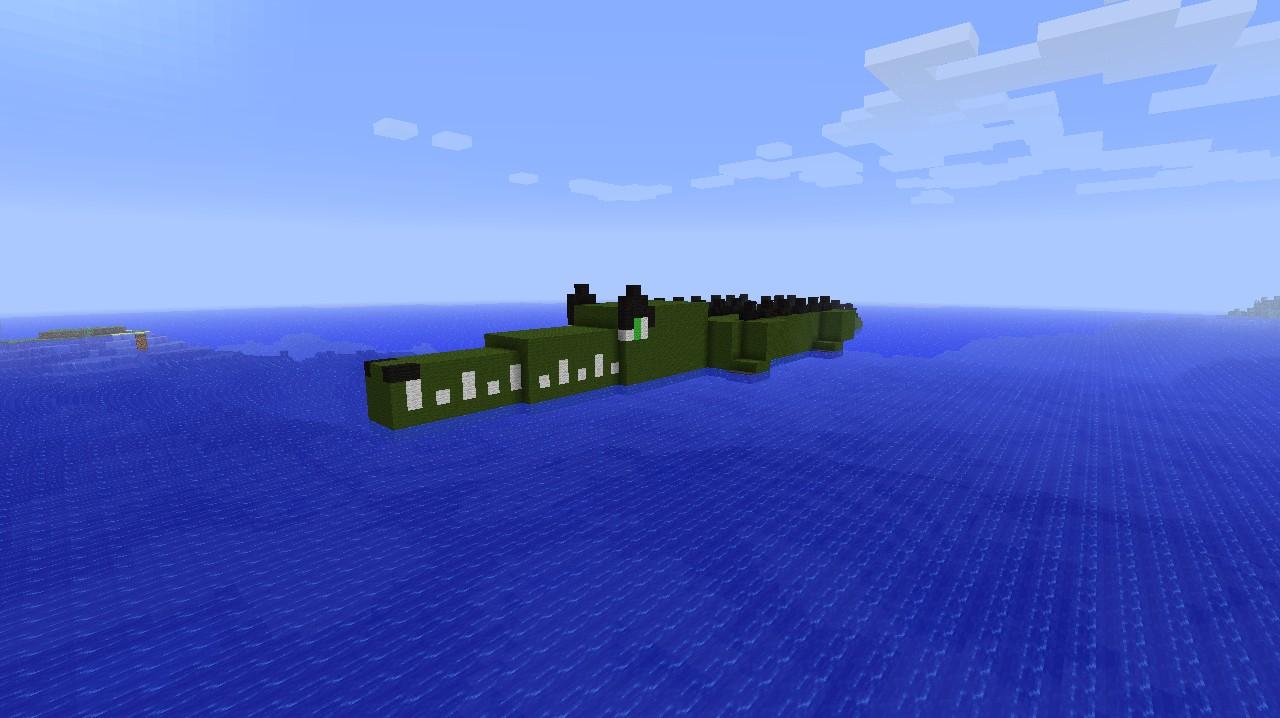 Crocodile Minecraft Project