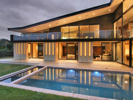 Luxurious Modern Home Minecraft Project