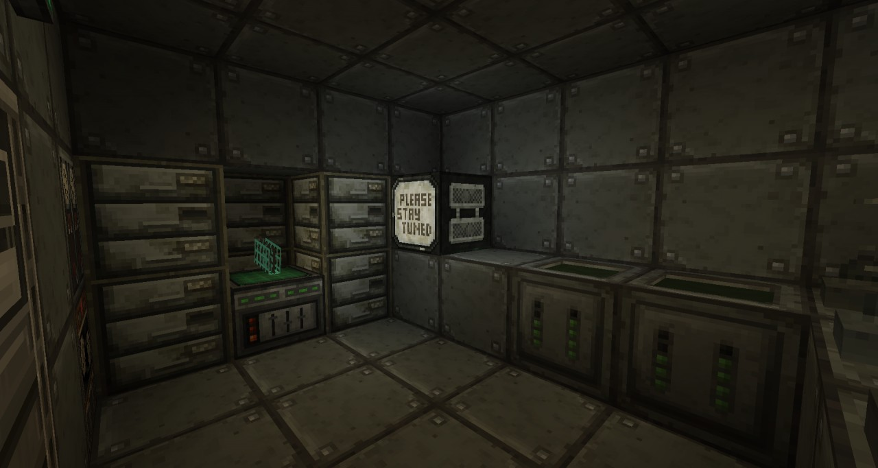 Shadow Mountain Fallout Inspired Map Minecraft Project