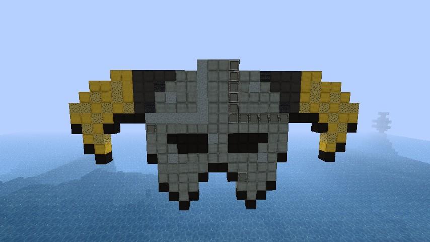 Skyrim Iron Helmet Minecraft Project