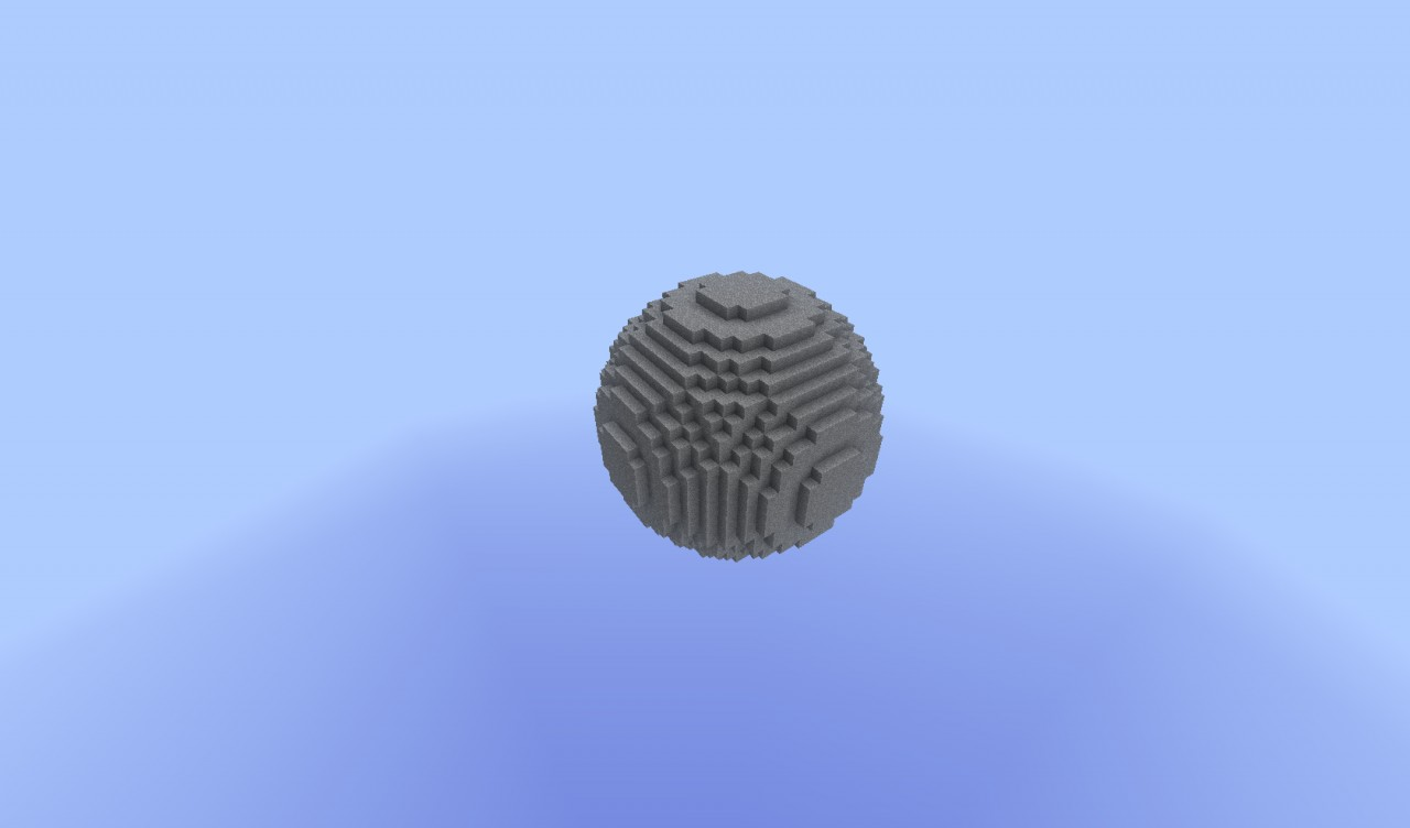 The Spheres Survival Minecraft Project